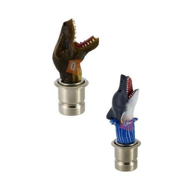 Zapalovač do auta (12V) - dinosaurus nebo žralok 1