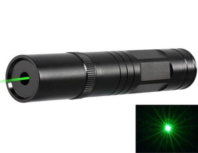 Зелёная лазерная указка - 112 мм 1