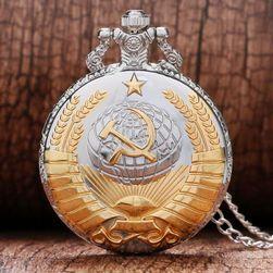 Kapesní hodinky Státní znak Sovětského svazu