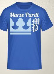 Tričko Marse Pardi pánské