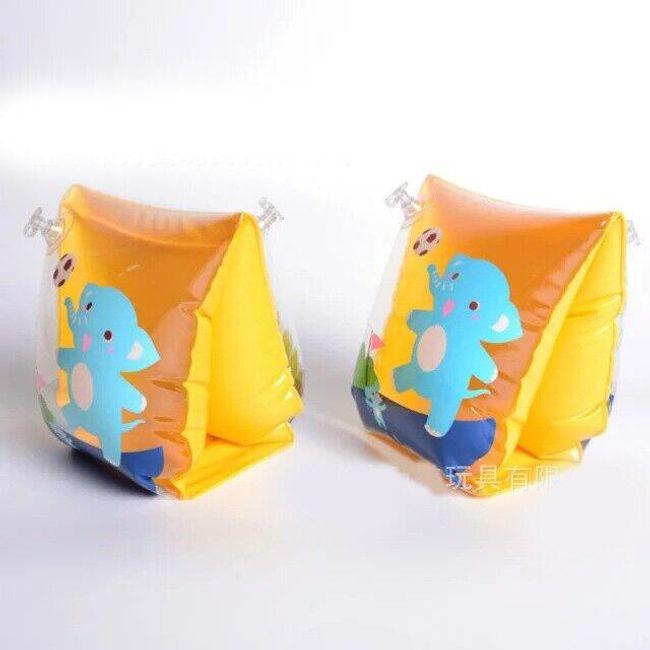 Надувные рукава для детей A59 1