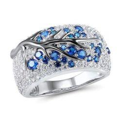 Женское кольцо B05076