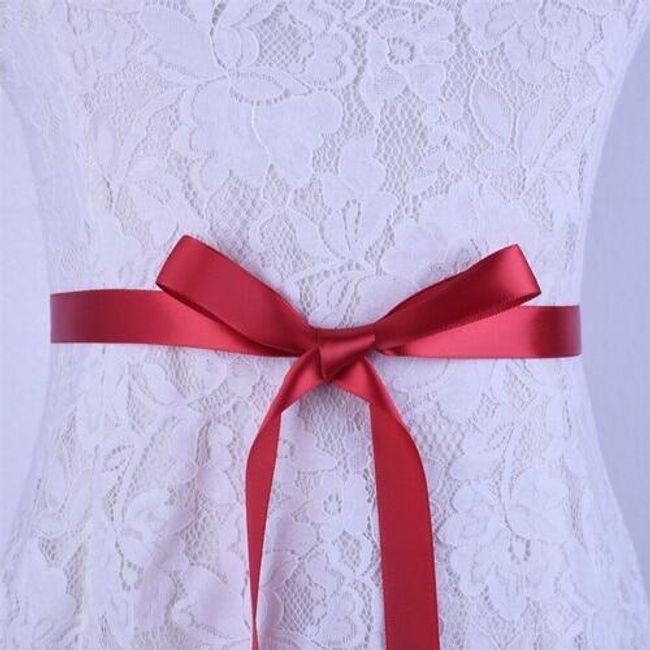 Dekoratív pánt ruha Emily