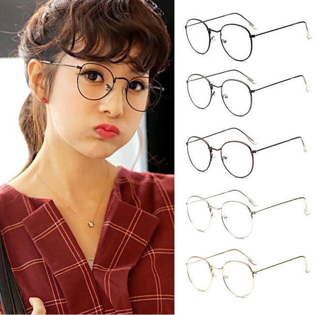 Női szemüveg - nem optikai