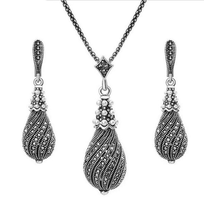 Komplet biżuterii AS188 1