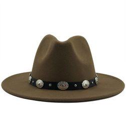 Unisex klobouk Fedora