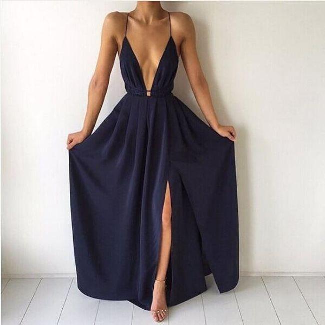 Дълга дамска рокля Laurene 1