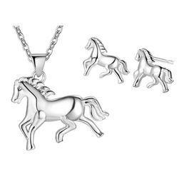 Sada šperků pro milovnice koní