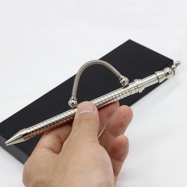 Pružné fidget pero 1