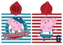 PONČO PEPPA PIG GEORGE