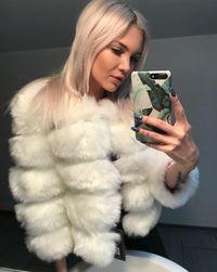 Női téli kabát Winee