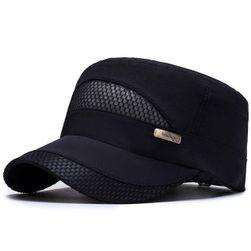 Unisex čepice s kšiltem - více barev