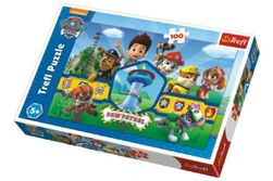 Puzzle-Paw Patrol 100 pieces RM_89116351