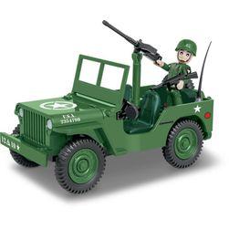 Stavebnice II WW Willys MB 1/4 t 4x4, 91 k, 1 f RZ_023997