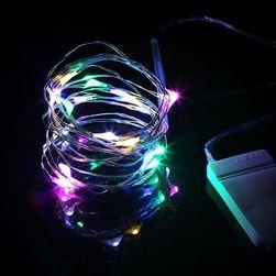 Lanț cu lumini LED 1 m