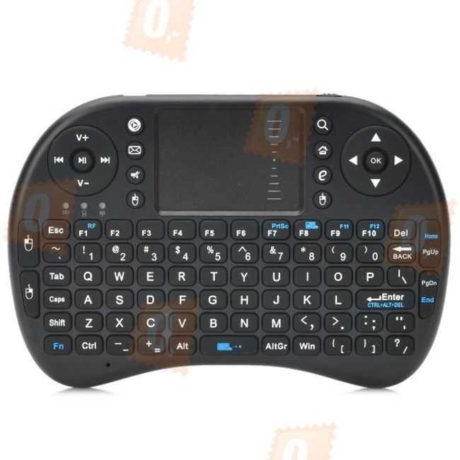 iPazzport KP-810-10BTT bezdrátová klávesnice 1