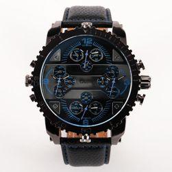 Muški ručni sat sa mini brojčanikom - 5 boja
