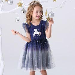 Dziecięca  sukienka DS4578