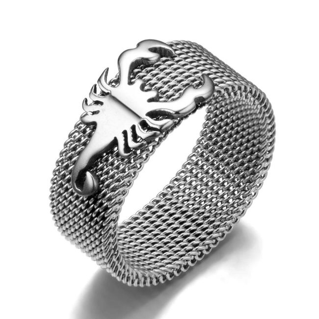 Мужское кольцо B04112 1