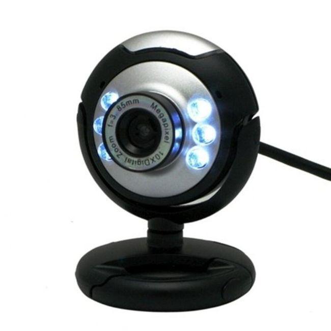 USB webkamera 12,0 Mpix 1