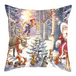 Noel yastık kılıfı BBR6