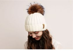 Женская зимняя шапка WC45