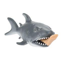 Пластмасова играчка - акула с крак