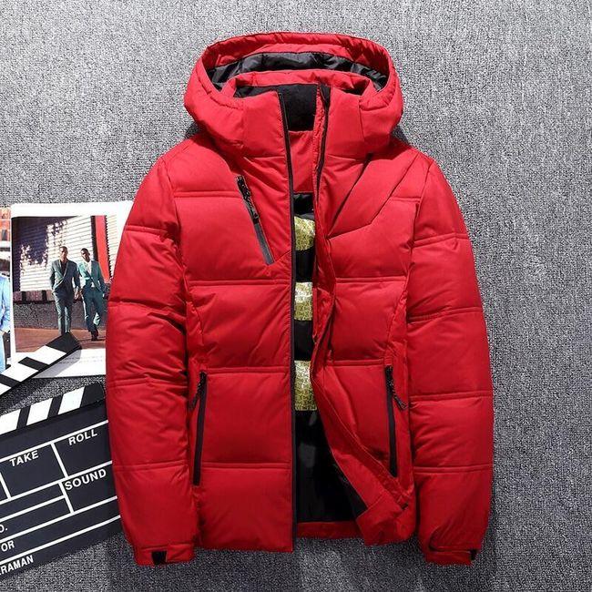 Férfi kabát Tyree 1