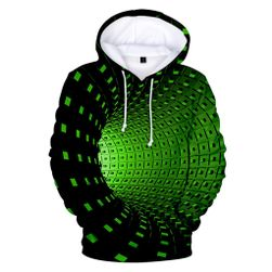 Kapşonlu erkek sweatshirt Jamar