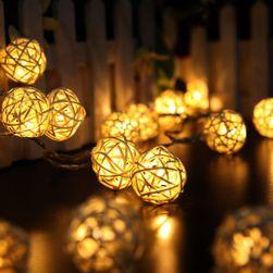 LED světýlka z kuliček