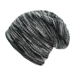 Unisex zimní čepice WC178 Šedá