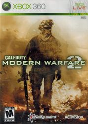 Hra (Xbox 360) Call Of Duty: Modern Warfare 2