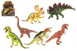 Dinozaur 25-32 cm plastik 6 gatunków RM_00311910