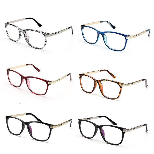 Unisex očala brez dioptrije 1