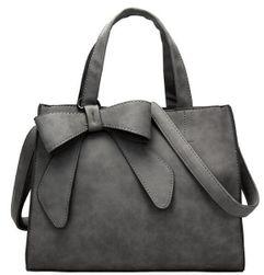 Dámská kabelka s mašlí - více barev
