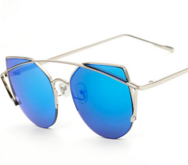 Sluneční brýle - kočičí tvar 1