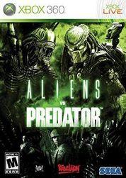 Igra (Xbox 360) Aliens VS Predator