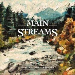 Brousek Ondrej: Main Streams, CD PD_1195106