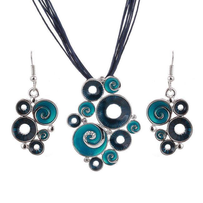 Sada zajímavých šperků - 6 variant 1