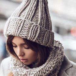 Damska zimowa czapka WC58