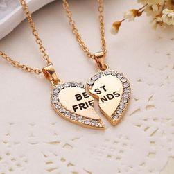 Ogrlica za najbolje prijatelje - 2 boje