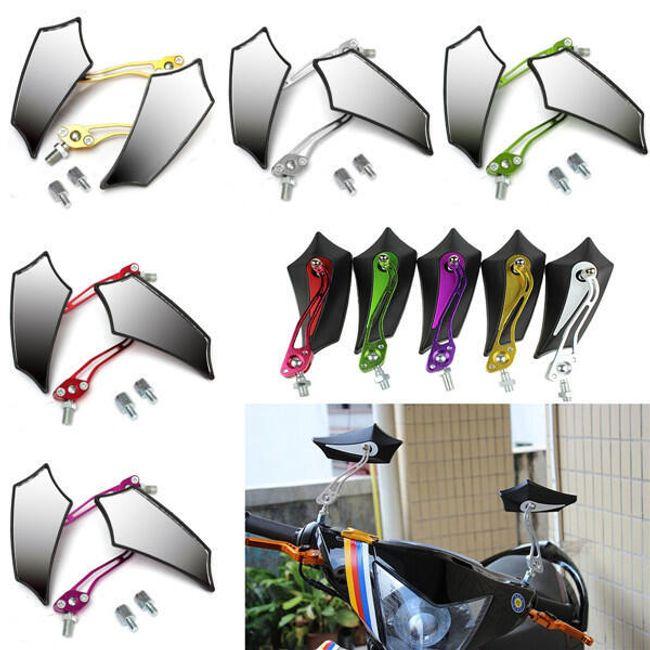 Komplet motociklističnih ogledal 1