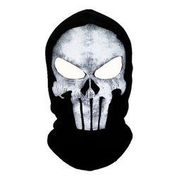 Cagulă cu motiv craniu - 12 variante