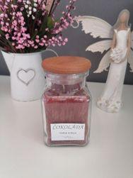 Świeca zapachowa - czekolada IV_123456