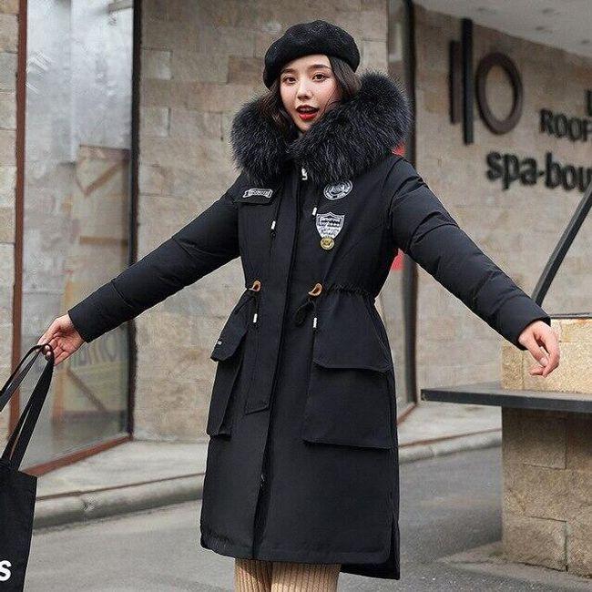 Női prémes kabát Phebe