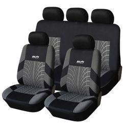 Универсални калъфи за автомобилните седалки с модел на гума