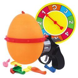 Rosyjska ruletka z nadmuchiwanym balonem