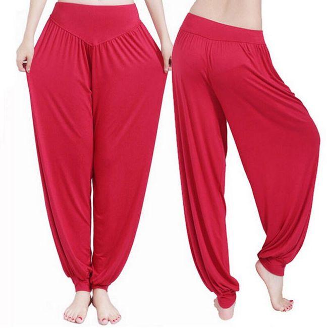 Ženske haremske hlače 1