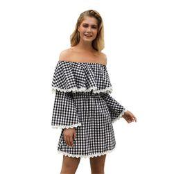 Женское платье без бретелей Charen