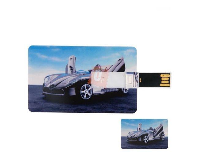 8GB Flashdisk - karta (auto) 1